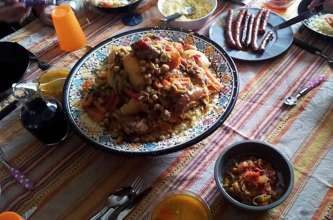 mancare marocana