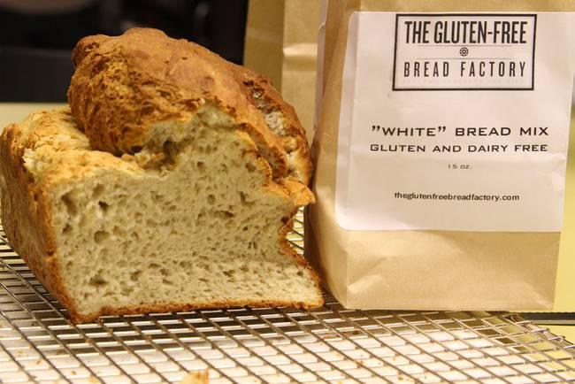 paine fara gluten