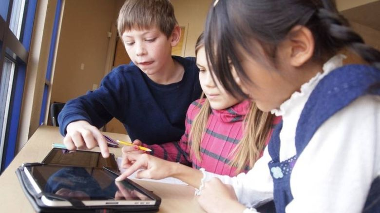 iPad copii